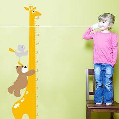 Zsiráf, maci magasságmérő falmatrica gyerekszobába.  #magasságmérő #medve #maci #zsiráf #gyerekszobafalmatrica #falmatrica #gyerekszobadekoráció #gyerekszoba #matrica #faldekoráció #dekoráció Decals, Kids Rugs, Illustration, Home Decor, Tags, Decoration Home, Kid Friendly Rugs, Room Decor, Sticker