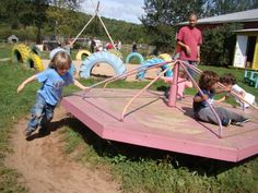 Harvest Playground