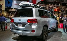 Image result for land cruiser with trd wheels
