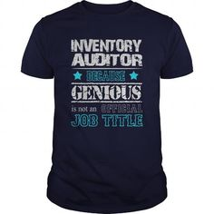 AWESOME INVENTORY AUDITOR SHIRT T-SHIRTS, HOODIES, SWEATSHIRT (19$ ==► Shopping Now)