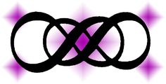 My next and final tatoo. Triple infinity. For my sons
