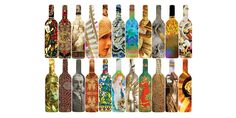 MuseWine - Beverage Packaging - image 1 - red dot 21: global design directory