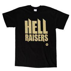 DMC Hellrasiers TShirt - available from http://madina.co.uk