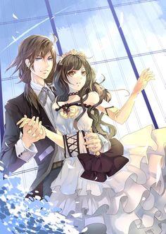 Kết quả hình ảnh cho rem anime with sakura fall