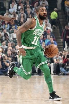 "Kyrie Irving • ""Green"""