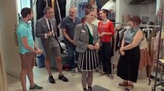 Go Behind The Scenes At NYC Ballet Costume Shop [Full Video At: http://dnce.co/1psU8ss]