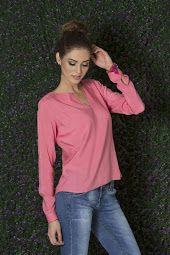 Fotografía blusa ruby rayon coral jade beige coleccion primavra verano 2016 dimar faa villalpando #dimarfaavillalpando #outfit #moda #jalisco #mexico #verano #blusa #fantasia #durazno #modelo #makeup #pared #verde