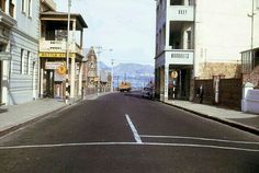 Main Road, Muizenberg, Cape Town. c1963