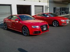 Audi S5 for RS5 trade-in