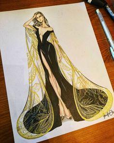 "Polubienia: 3,013, komentarze: 12 – #Illustrations #vogue #fashion (@vogue_art_work) na Instagramie: ""#art #скетчинг #paint #interior #drawing #скетчи #watercolor #эскиз #creative #sketch #moscow…"""