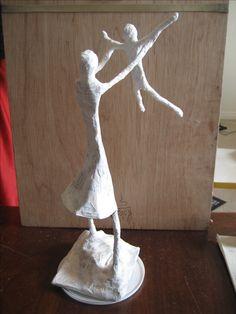 3D Design  modified Giacometti