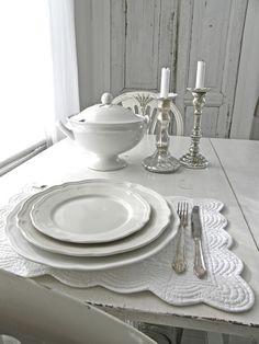Ikea plates + lg plates