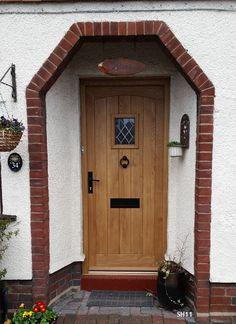 oak cottage door swept head & PATTERN 664 UNGLAZED | House project | Pinterest | Doors External ... Pezcame.Com
