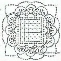 EASY CROCHET SQUARES super Seite mit vielen Patterns