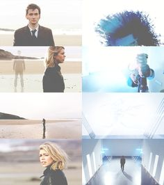 """Breaks my heart every time. doctor who: S02E13 Doomsday    """"I made my choice a long time ago. I'm never leaving you."""""""