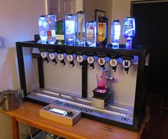 The Inebriator: A Robot Bartender