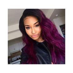 Black Girls, Bold Hair Colors