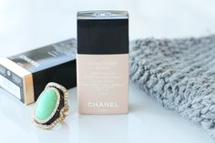 Chanel Vitalumiere Aqua: A Splurge Worthy Foundation
