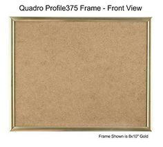 Quadro Frames 85x30 inch Picture Frame Gold Style P375  38 inch Wide Molding Box of 24 * Visit the image link more details.