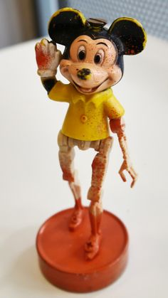 Random toy collages by Cocoa , via Behance
