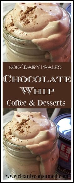 Creamy, Chocolate, Easy & Paleo…. all that you are looking for when cooking with clean & supportive ingredients.
