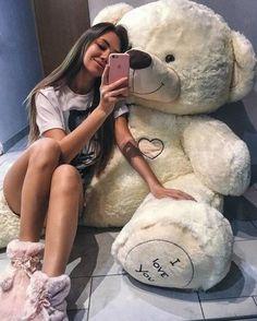 Just focus teddy