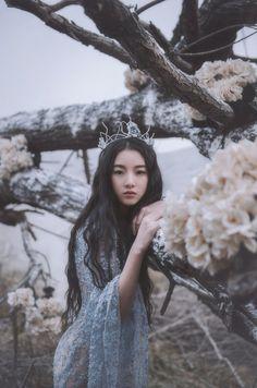 Sensual geisha