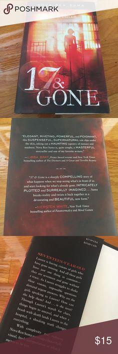 17 & gone Really good book! I love Nova ren suma. Hardcover! Other