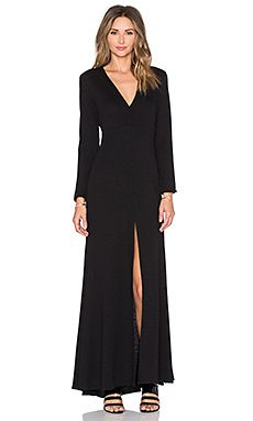 Shop for Lanston Long Sleeve Maxi Dress in Black at REVOLVE. Free 2-3 day shipping and returns, 30 day price match guarantee.