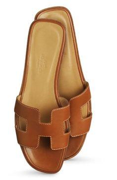 save off 96d3b 655db Classic Hermes - Oasis Sandal Hermes Schoenen, Hermes Tassen, Handtassen  Van Hermes, Schoenen