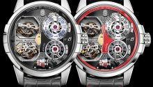 The new Harry Winston Histoire de Tourbillon 7 watch for Baselworld 2016 with images, price, background, specs, & our expert analysis.