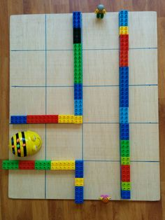 Circuito 6 Teaching Math, Preschool Activities, Appar, Steam Education, Bee Bop, Steam Activities, Simple Machines, Eyfs, Kindergarten