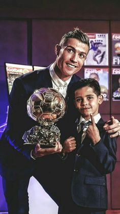CR7 and CR Jr