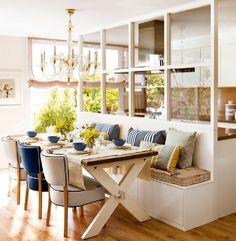 adelaparvu.com despre casa luminoasa, casa Spania, designer Pia Capdevila, Foto ElMueble (1)