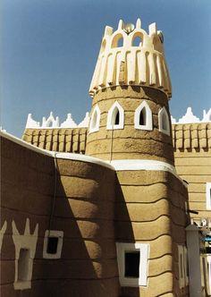Mud Palace, Najran, Saudi Arabia