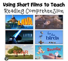 Teach Reading Comprehension Skills Using Short Films | A Walk in the Chalk | Bloglovin'