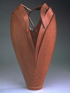 Woodturning   woodturning vases