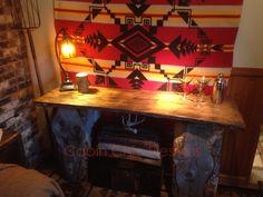 Cabins chic bar