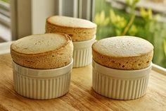 The Little Paris Kitchen: Tea Souffles