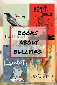 Some stories about kids who had it rough. #bullyingawarenessweek #YA Check out this #antibullying booklist by Colleen Nelson for even more!