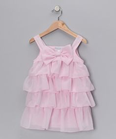 Special occasions call for exceptional dresses—just ask Cinderella. This charming piece captures the innocence and whimsy of little girls while maintaining a burst of adorable style.100% polyesterMachine washMade in Vietnam