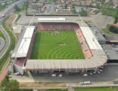Stade Ernest-Wallon, #Toulouse