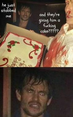 Hannibal: Rewards (lol this is the greatest thing I've ever seen)