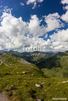 #View From #Ruefikopf 2.350m In #Vorarlberg #Austria @fotolia @Adobe #fotolia #adobe #nature #landscape #hiking #mountains #travel #vacation #holidays #outdoor #panorama #colorful #wonderful #beautiful #season #summer #stock #photo #portfolio #download #hires #royaltyfree #high #resolution