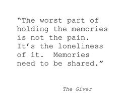 The Giver - Lois Lowry. One of my favourite books.....Read this book when I was 11 really enjoyed it.