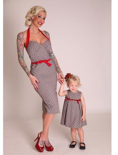 Lil Anchors - Rockabilly Clothing