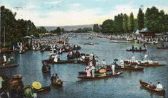 THE COURSE HENLEY ON THAMES OXFORDSHIRE POSTCARD | eBay