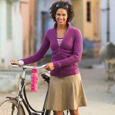 Whatever Skort from Athleta - ride a bike in a skirt? Check!