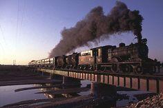 世界の蒸気機関車<パキスタン(SPS)>