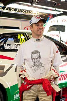 Merchandising Honda WTCC